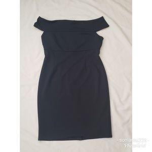 NWOT Adrianna Papell Off Shoulder Dress 14P